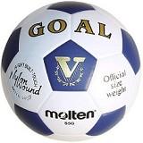 MOLTEN #5 Size 5 [S5G-GOAL] - Blue - Bola Sepak / Soccer Ball